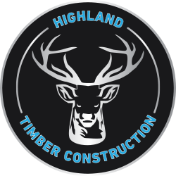 Highland Timber Construction Logo